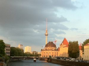 Berlin skyscape