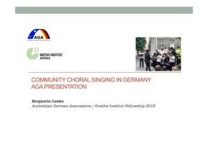 LESKE AGA Presentation 2014